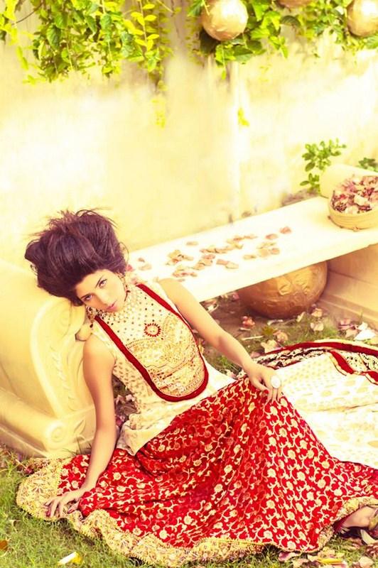 Hijab Bridals Wedding Dresses 2013 For Women 0014