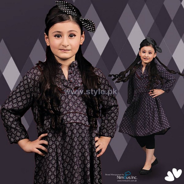 Jambini Winter Dresses 2013-2014 For Kids 5