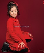 Jambini Winter Dresses 2013-2014 For Kids 6