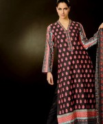 Khaadi Winter Dresses 2013-2014 for Women 002