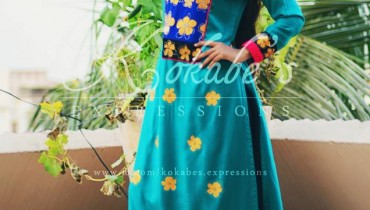 Kokabe's Expressions Winter Dresses 2013-2014 For Women 00