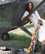 LSM Fabrics Gorgeous Wintery Collection 2013-2014 For Women 9