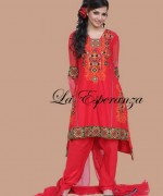 La Esperanza Winter Dresses 2013-2014 For Women 0010