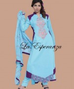 La Esperanza Winter Dresses 2013-2014 For Women 0012