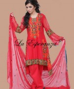 La Esperanza Winter Dresses 2013-2014 For Women 0013