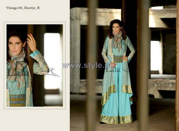 Lala Textiles Vintage Shawl Dresses 2013-2014 For Women 8