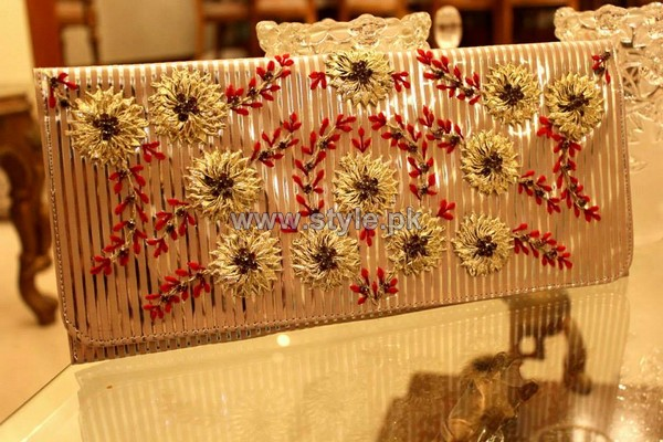Madiha Couture Party Wear Clutches 2013 For Women 10