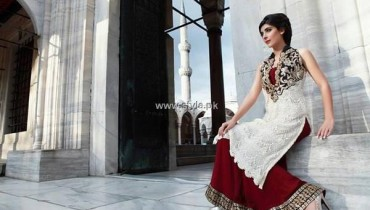 Maria Kashif Winter Dresses 2013-2014 for Women