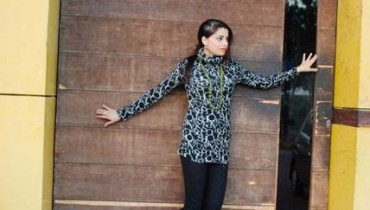Mona'z Winter Dresses 2013-2014 For Women 005