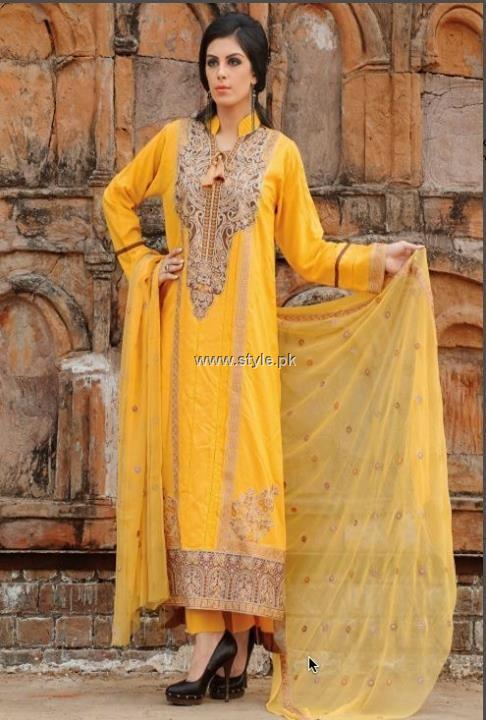 Motifz Winter Dresses 2013 for Girls and Women