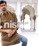 Naqsh Winter Collection 2013-2014 By Nishat Linen 3