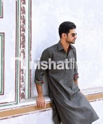 Naqsh Winter Designs 2013-2014 By Nishat Linen 5