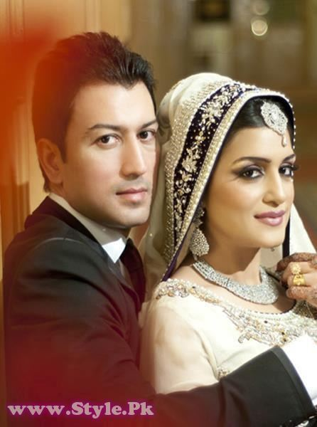 Nazia Malik Wedding Pictures
