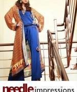 Needle Impressions Luxury Pret 2013 for Women