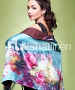 Nishat Linen Shawl Collection 2013-2014 For Women 10