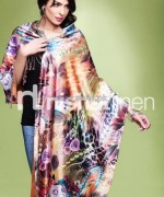 Nishat Linen Shawl Collection 2013-2014 For Women 8