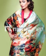 Nishat Linen Shawl Collection 2013-2014 For Women 9