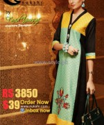 Nukshi Casual Wear Dresses 2013-2014 For Women 4