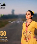 Nukshi Casual Wear Dresses 2013 2014 For Women 5 150x180 pakistani dresses