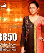 Nukshi Casual Wear Dresses 2013 2014 For Women 6 150x180 pakistani dresses