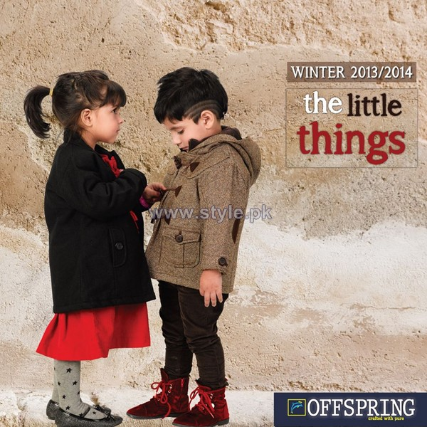 Offspring Kids Wear Collection 2013 For Winter 3