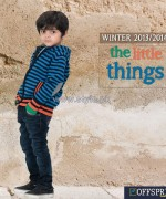 Offspring Kids Wear Dresses 2013 For Winter 7