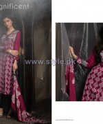 Orient Textiles Kashmiri Khaddar Dresses 2013 Volume 2 For Winter 10