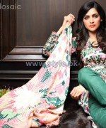 Orient Textiles Kashmiri Khaddar Dresses 2013 Volume 2 For Winter 9