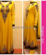 Pankheri Party Wear Dresses 2013-2014 For Women 8
