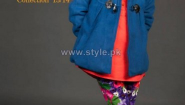 Pepperland Latest Fall Winter Dresses 2013 For Kids 8