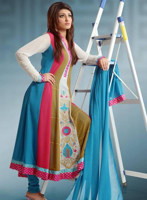 Popular Style Winter Dresses 2013 For Women 003
