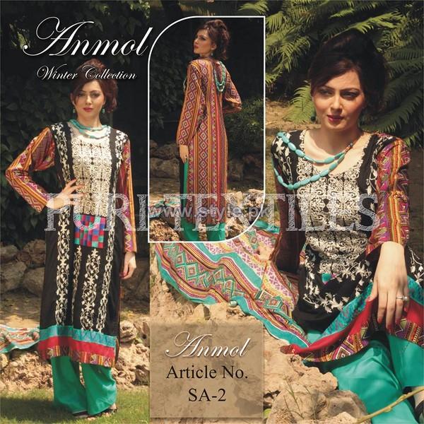 Puri Textiles Anmol Collection 2013 For Women 1