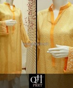 QnH Winter Long Shirt Designs 2013 For Girls 2