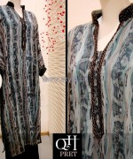 QnH Winter Long Shirt Designs 2013 For Girls 3