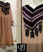 QnH Winter Long Shirt Designs 2013 For Girls 4