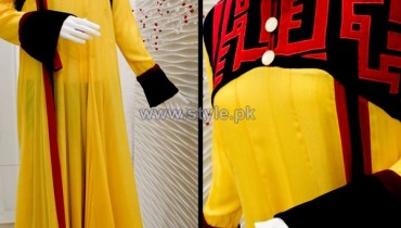 QnH Winter Long Shirt Designs 2013 For Women 8