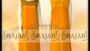 Rajab by Arsalan Ishtiaq Casual Dresses 2013 For Women 7