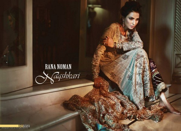 Rana Noman Bridal Dresses 2013-2014 For Women 002