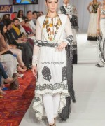 Rana Noman Formal and Bridal Dresses 2013-2014 at PFW 5 006