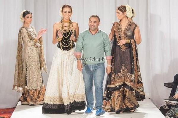 Rana Noman Formal and Bridal Dresses 2013-2014 at PFW 5