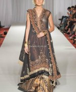 Rana Noman Formal and Bridal Dresses 2013-2014 at PFW 5 015