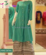 Rang Ja Winter Dresses 2013 For Women 4