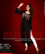Red Tree Winter Dresses 2013 for Women and Girls 003