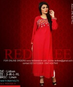 Red Tree Winter Dresses 2013 for Women and Girls 012
