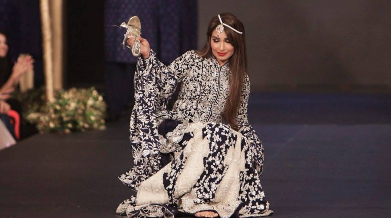 Reema Picked Her Sandal