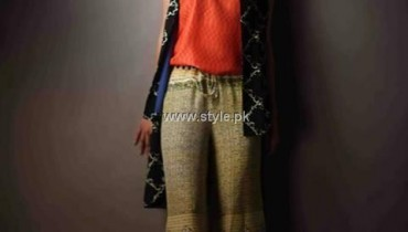 Sania Maskatiya Fall Winter Dresses 2013