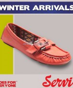 Servis Foot Wear Designs 2013 For Winter 1