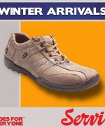 Servis Foot Wear Designs 2013 For Winter 2