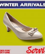 Servis Latest Foot Wear Designs 2013 For Winter 4
