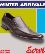 Servis Latest Foot Wear Designs 2013 For Winter 5